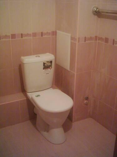 ванная с туалетом совмещенные фото